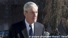 Washington Sonderermittler Robert Mueller
