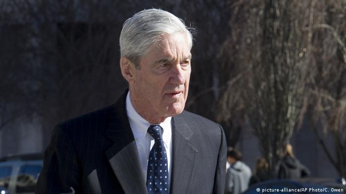 Washington Sonderermittler Robert Mueller (picture-alliance/AP Photo/C. Owen)