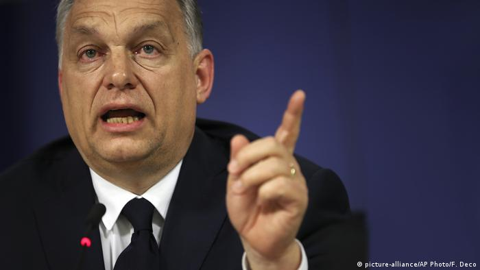 Ungarn Viktor Orban Premierminister (picture-alliance/AP Photo/F. Deco)