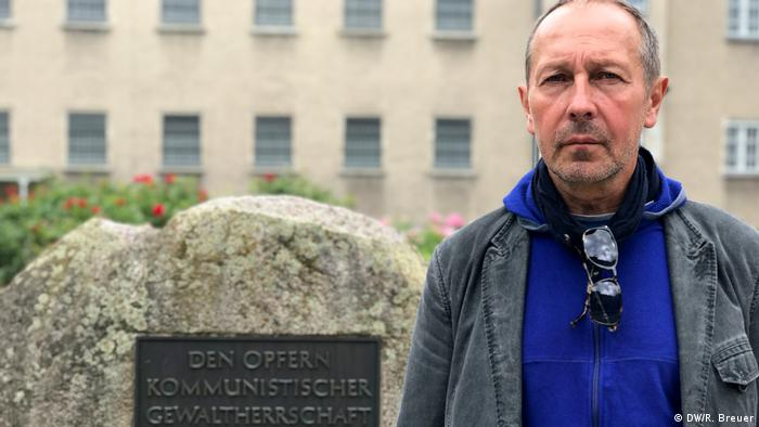 Hendrik Voigtländer ex-Hohenschönhausen prisoner