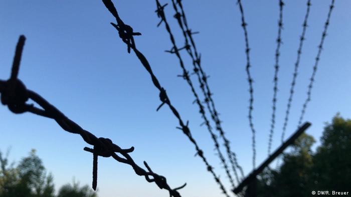 Überreste der der alten sozialistischen Sperranlage an der bulgarisch-türkischen Grenze