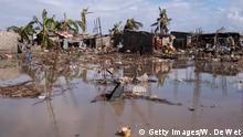 Mosambik Cholera Idai Zyklon