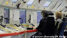 Air traffic control center in Langen, Germany