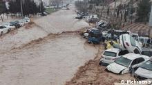 Iran Überschwemmungen im Süden