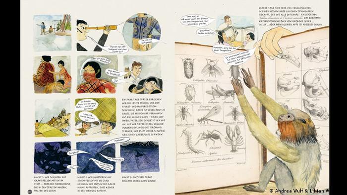 BG Die Abenteuer des Alexander von Humboldt (Deutsch) (Andrea Wulf & Lillian Welcher)