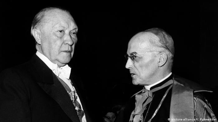 Kardianl Frings setzte sich bei Adenauer für NS-Kriegsverbrecher ein