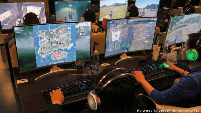 Videospiel PlayerUnknown's Battlegrounds (PUGB) (picture-alliance/dpa/Imaginechina/Tang Ke)