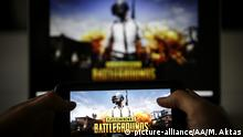 Videospiel PlayerUnknown's Battlegrounds (PUGB)