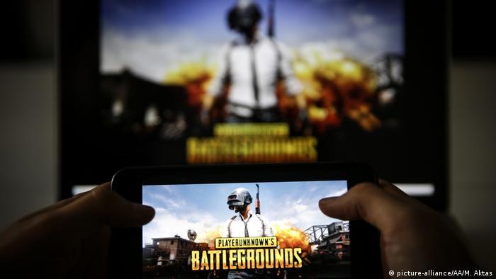 Videospiel PlayerUnknown's Battlegrounds (PUGB)