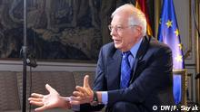 Conflict Zone-Interview mit Spaniens Aussenminister Borrell