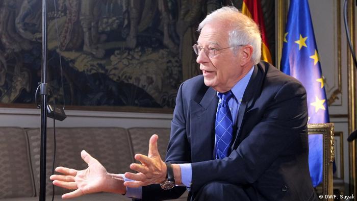 Borrell: Rođeni Katalonac koji se zalaže za jedinstvo Španjolske