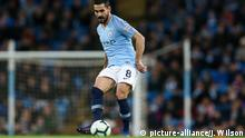 March 9, 2019 - Manchester, United Kingdom - Ilkay Gundogan of Manchester City during the Premier League match at the Etihad Stadium, Manchester. Picture date: 9th March 2019. Picture credit should read: James Wilson/Sportimage  