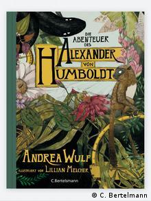Buchcover von Die Abenteuer des Alexander von Humboldt