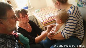 Στο Βερολίνο ξέσπασε επιδημία ιλαράς που οδήγησε σε αποδεδειγμένο θάνατο ενός μικρού αγοριού που δεν είχε εμβολιαστεί