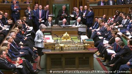Το δράμα του Brexit συνεχίζεται στη Βουλή