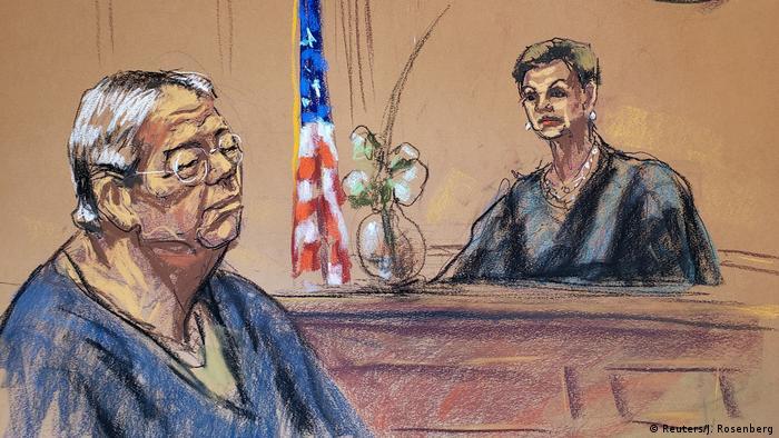 USA Prozess Chi Ping Patrick Ho