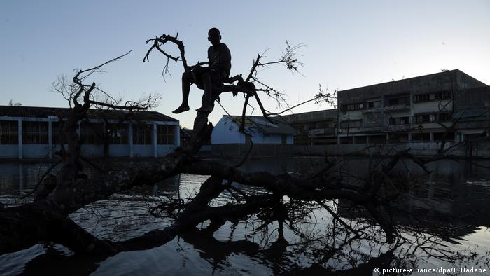 Zyklon «Idai» - Mosambik BdTD (picture-alliance/dpa/T. Hadebe)