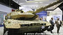 Panzer Export Deutschland