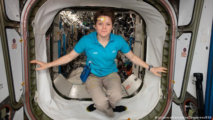 ISS Anne McClain