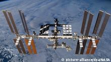 Internationalen Raumstation ISS
