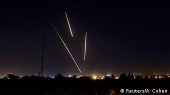 Ισραηλινές επιθέσεις στην πόλη της Γάζας