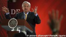 Mexiko City | Andres Manuel Lopez Obrador, Präsident