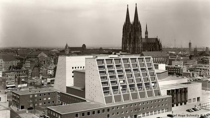 Die Oper in Köln (Karl Hugo Schmölz © Arc)