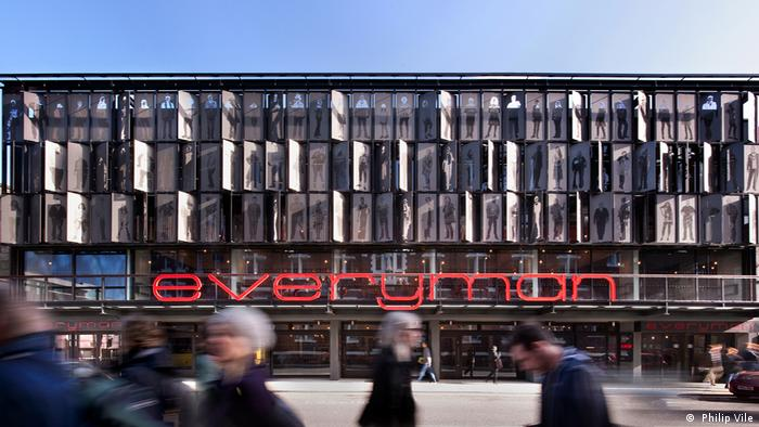 Das Theater Everyman in Liverpool ( Philip Vile)