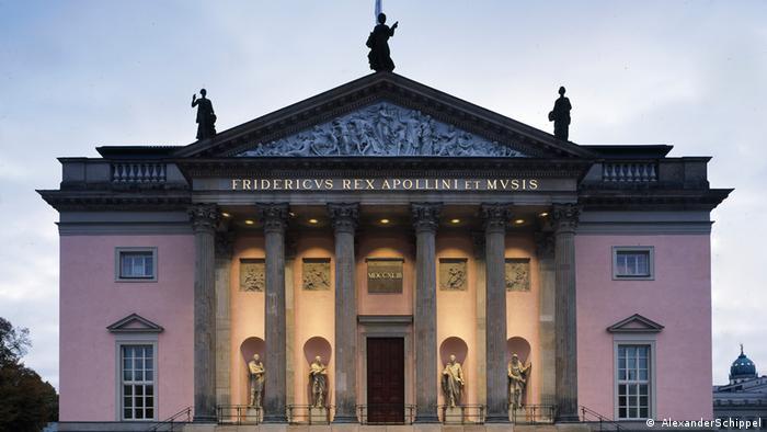 Staatsoper unter den Linden in Berlin ( AlexanderSchippel)