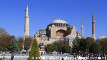 Haghia Sophia, UNESCO Weltkulturerbe Istanbul