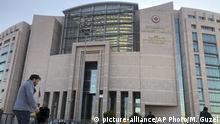 US Konsulat in Istanbul Türkei (picture-alliance/AP Photo/M. Guzel)