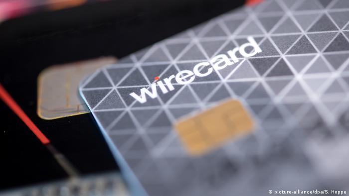 Tarjeta de Wirecard.