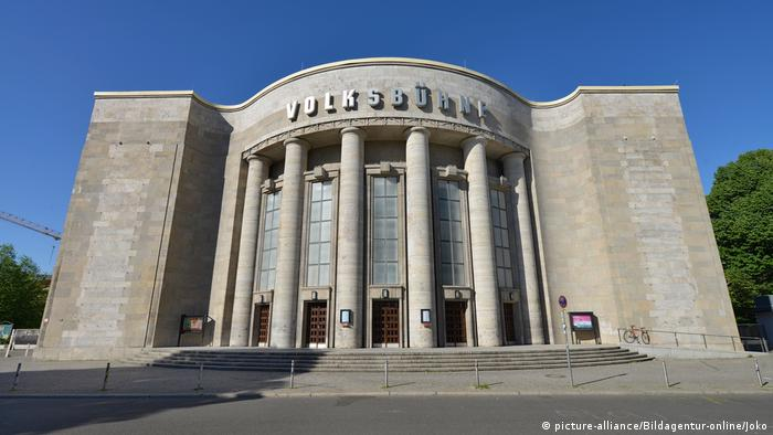 Театр Volksbühne Berlin