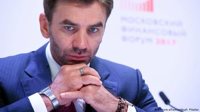 Экс-министр по делам открытого правительства Михаил Абызов
