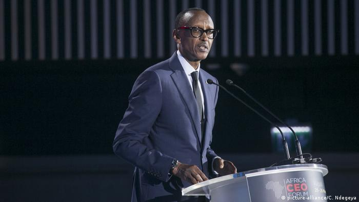 Ruanda - Afrika-CEO-Forum in Kigali