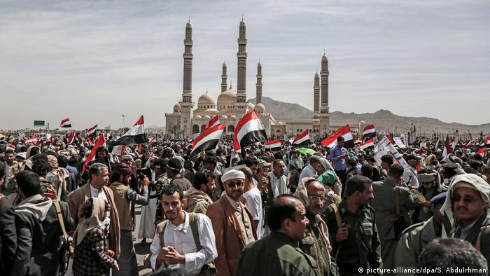 Tausende demonstrieren im Jemen gegen Saudi-Arabien