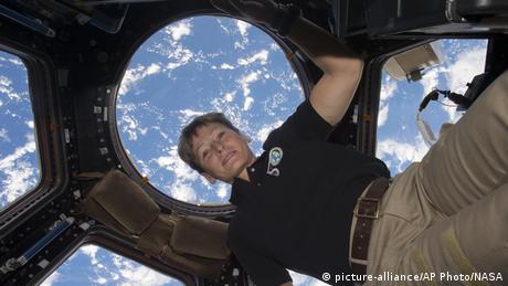 Peggy Whitson (picture-alliance/AP Photo/NASA)