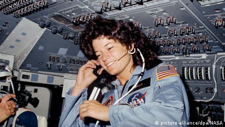 Sally Ride (picture-alliance/dpa/NASA)