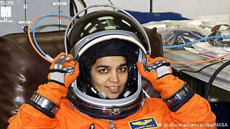 Kalpana Chawla (picture-alliance/dpa/NASA)