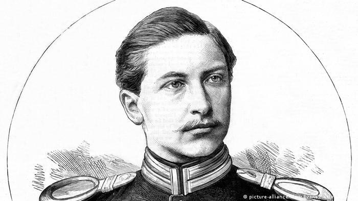 Последният германски монарх - кайзер Вилхелм Втори, крал на Прусия