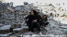 Palästina Israelischer Luftangriff auf den Gazastreifen