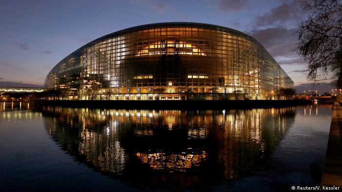 BdTD EU Parlament Strasbourg