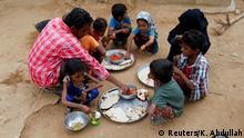 Hunger im Jemen
