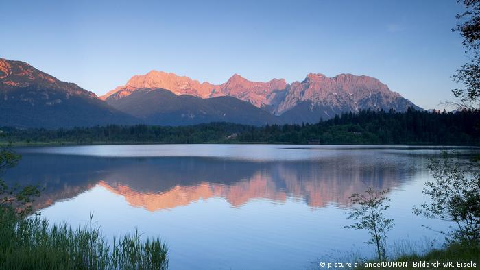 Озеро Бармзее