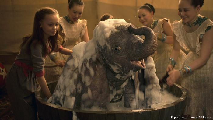 Dumbo Is Not The End Of Disney Remakes Film Dw 29 03 2019