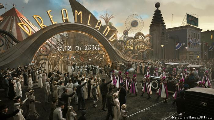 Dreamland: Filmszene aus Dumbo