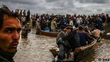 Überschwemmung in Iran