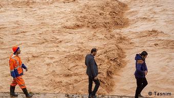 Überschwemmung in Iran (Tasnim)