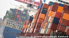 Deutschland Hamburger Hafen | Containerterminal Burchardkai
