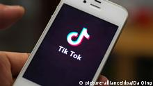 China App TikTok (picture-alliance/dpa/Da Qing)